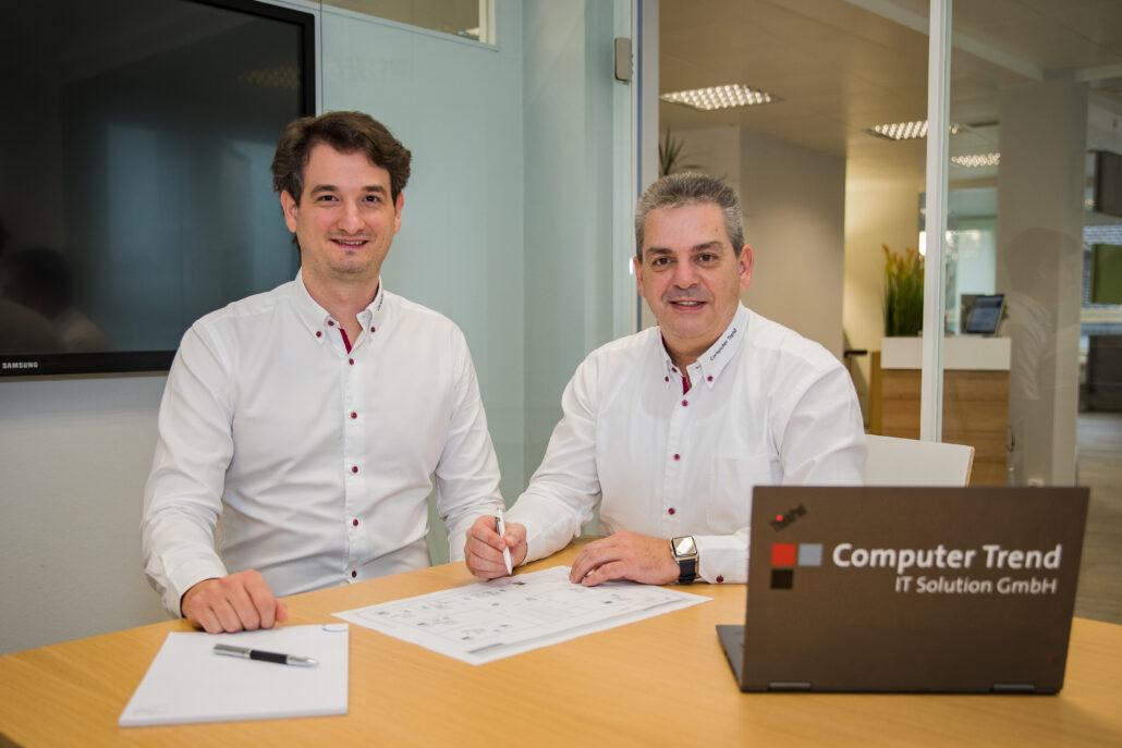 Die kompetenten IT-Spezialisten in Basel.